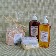 Soaps and Bath Salts