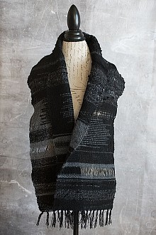 Handwoven Shawls & Scarves